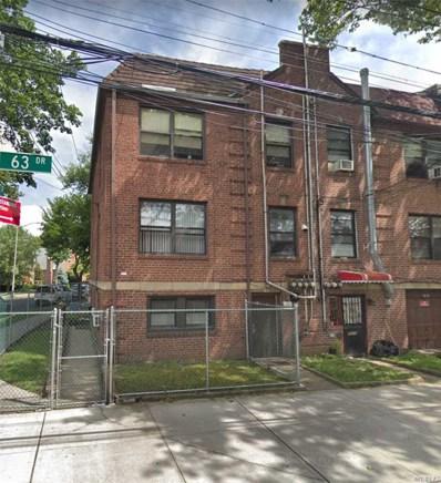 86-20 63rd Dr, Rego Park, NY 11374 - MLS#: 3163134