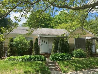 666 Rosevale Ave, Ronkonkoma, NY 11779 - MLS#: 3163211