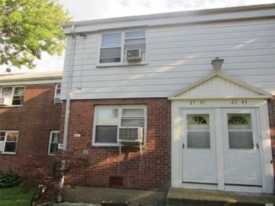 67-41 Bell Blvd UNIT Duplex, Bayside, NY 11364 - MLS#: 3163242