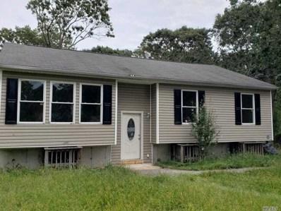 5 Dourland Rd, Medford, NY 11763 - MLS#: 3163528