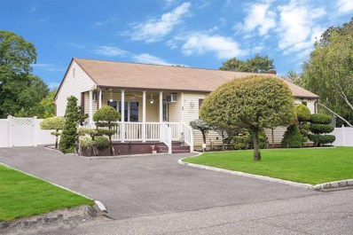 36 Artist Dr, Middle Island, NY 11953 - MLS#: 3164067