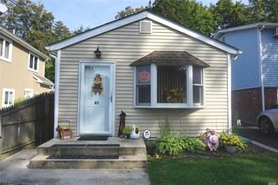 61 Sycamore Rd, Rocky Point, NY 11778 - MLS#: 3164573