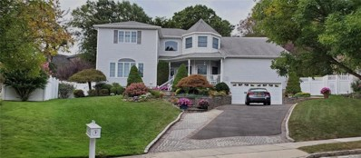 5 Sean Michael Ct, Farmingdale, NY 11735 - MLS#: 3164997
