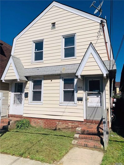 484 Court Ave, Cedarhurst, NY 11516 - MLS#: 3165101
