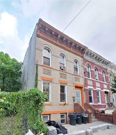 591 Warwick St, Brooklyn, NY 11207 - MLS#: 3165150