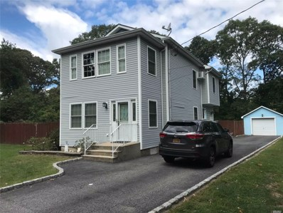59 Patchogue Ave, Mastic, NY 11950 - MLS#: 3165427