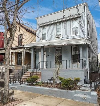 391 Warwick St, Brooklyn, NY 11207 - MLS#: 3165700