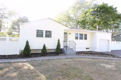 832 Americus Ave, E. Patchogue, NY 11772 - MLS#: 3165888