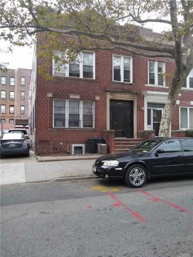 252 E 7th St, Brooklyn, NY 11218 - MLS#: 3165922