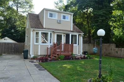 41 Lake Grove Blvd, Centereach, NY 11720 - MLS#: 3165997