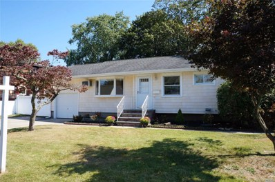 521 Goodrich Ave, N. Babylon, NY 11703 - MLS#: 3166029