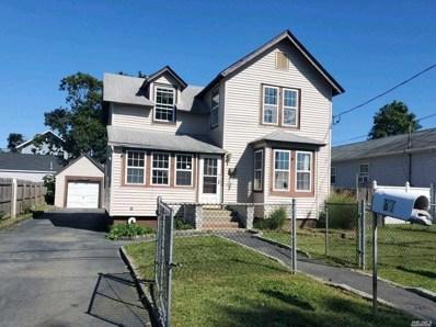 81 Belford Ave, Bay Shore, NY 11706 - MLS#: 3166160
