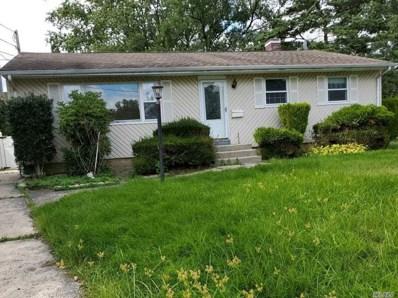 1700 Pine Acres Blvd, Bay Shore, NY 11706 - MLS#: 3166184