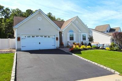 24 Beechwood Dr, Manorville, NY 11949 - MLS#: 3166378