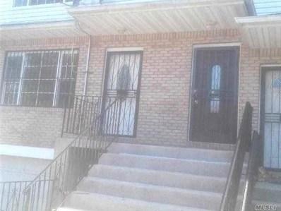 745 Logan St, Brooklyn, NY 11208 - MLS#: 3166409