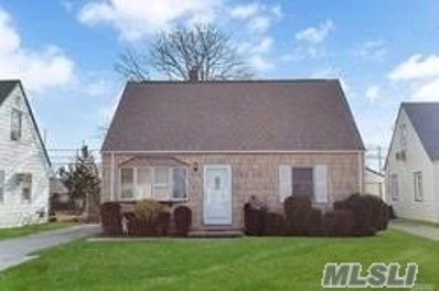 105 Edgeworth St, Valley Stream, NY 11581 - MLS#: 3166604