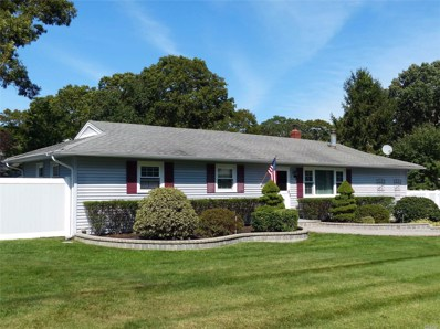 11 Schenk Dr, Shirley, NY 11967 - MLS#: 3166673