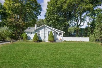 510 Yaphank-Middle Rd, Yaphank, NY 11980 - MLS#: 3166752