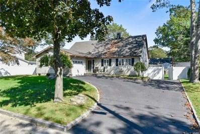 3 Coronado Rd, Holbrook, NY 11741 - MLS#: 3167186