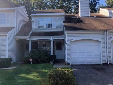 235 Ivy Meadow Ct, Middle Island, NY 11953 - MLS#: 3167594