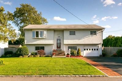 25 Pine Pl, Lindenhurst, NY 11757 - MLS#: 3167596