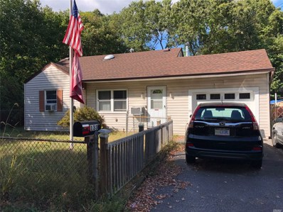 133 Ohls St, Patchogue, NY 11772 - MLS#: 3167634