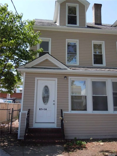 87-36 111th St, Richmond Hill, NY 11418 - MLS#: 3167913