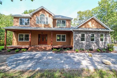 16 Bellows Terrace Rd, Hampton Bays, NY 11946 - MLS#: 3168077