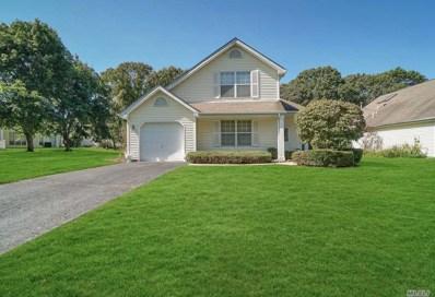 22 Saddlebrook Ct, Middle Island, NY 11953 - MLS#: 3168134
