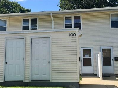 100 N Townhouse Rd, Huntington Sta, NY 11746 - MLS#: 3168791
