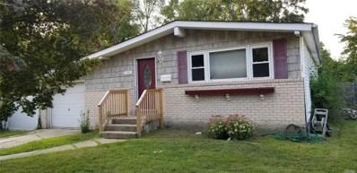 79 Prairie Dr, N. Babylon, NY 11703 - MLS#: 3168927