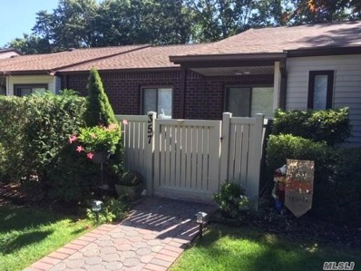 357 Clubhouse Ct, Coram, NY 11727 - MLS#: 3169126