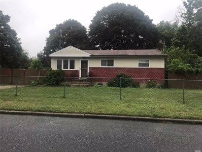 72 Fran St, Brentwood, NY 11717 - MLS#: 3169478