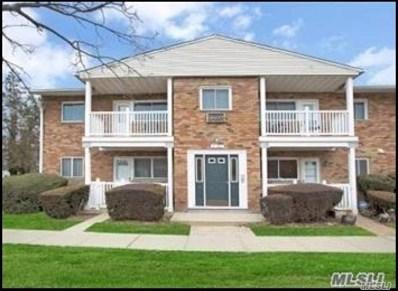 45 Adams Rd UNIT 1C, Central Islip, NY 11722 - MLS#: 3170196