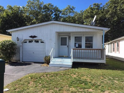 161 Village West Cir UNIT 161, Manorville, NY 11949 - MLS#: 3170214