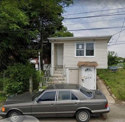 72-42 Thursby Ave, Far Rockaway, NY 11691 - MLS#: 3170232