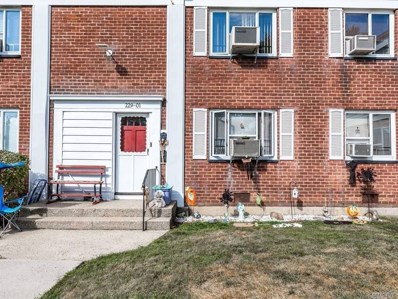 229-01 87th Ave UNIT 2, Queens Village, NY 11427 - MLS#: 3170365