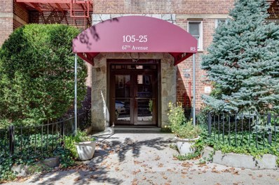 105-25 67th Ave UNIT 1A, Forest Hills, NY 11375 - MLS#: 3171379