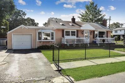 600 Arlington Rd, W. Babylon, NY 11704 - MLS#: 3171413