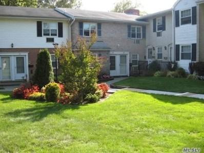 10 Glen Hollow Dr UNIT C30, Holtsville, NY 11742 - MLS#: 3171692