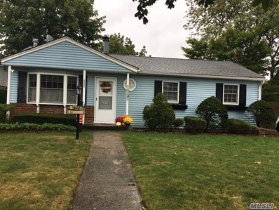 527 9th St, W. Babylon, NY 11704 - MLS#: 3171721