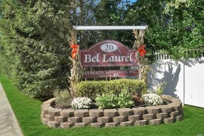 20 Laurel Ave UNIT 70, East Islip, NY 11730 - MLS#: 3173782