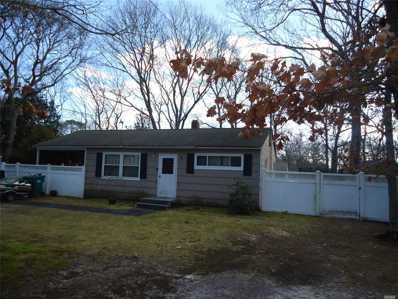 114 Lynncliff Rd, Hampton Bays, NY 11946 - MLS#: 3174677