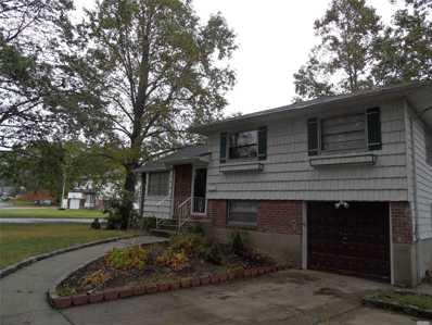 461 Goodrich Ave, N. Babylon, NY 11703 - MLS#: 3174883