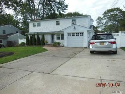 60 Rose Pl, Selden, NY 11784 - MLS#: 3175265