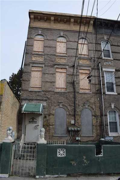 281 Wyona St, Brooklyn, NY 11207 - MLS#: 3176162