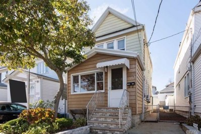 149-44 Raleigh St, Ozone Park, NY 11417 - MLS#: 3177180