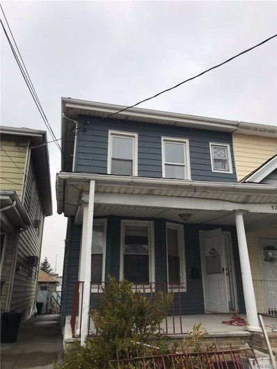 92-13 107th Ave, Ozone Park, NY 11417 - MLS#: 3177370