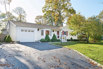 16 Sheffield Ln, East Moriches, NY 11940 - MLS#: 3178714