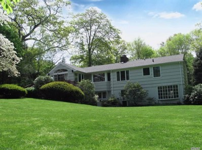 8 Woodleaf Ct, Cold Spring Hrbr, NY 11724 - MLS#: 3178727